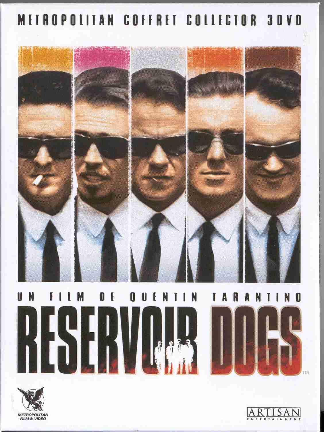 De la calle reservoir dogs 1992 perros de la calle
