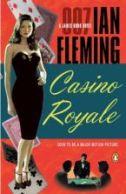 Casino Royale (1954) Ian Fleming,  Portada Libro.
