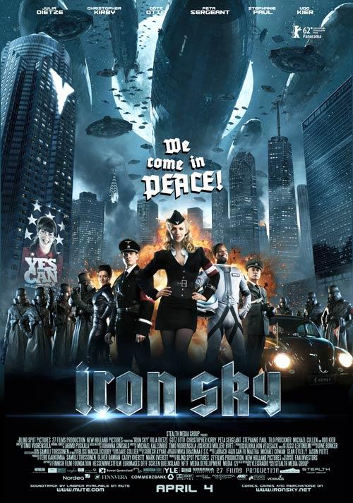 Iron Sky (2012) [Dvdrip] [Latino] [1 Link]