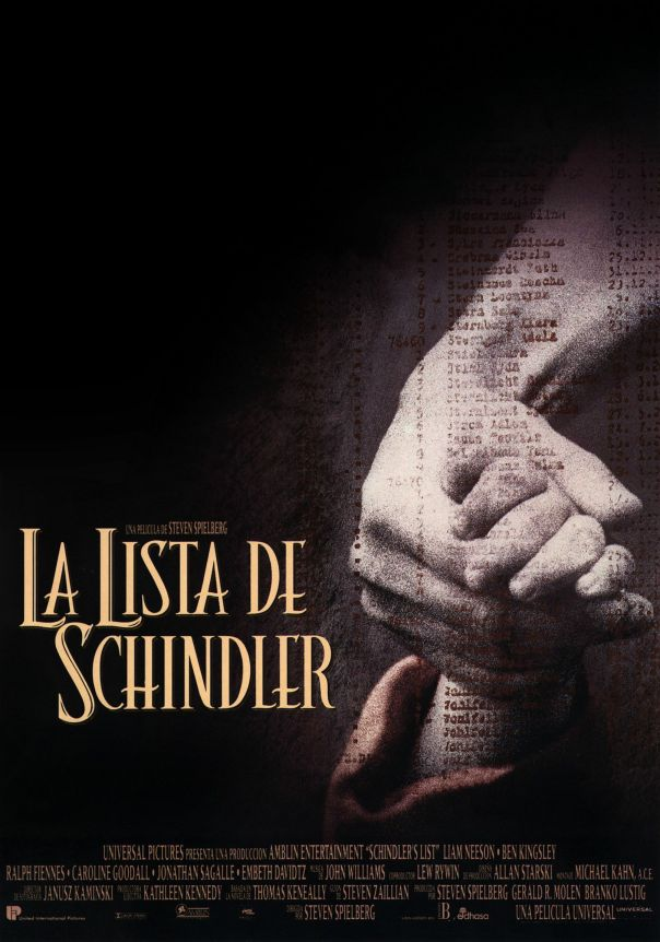 1993 La lista de Schindler