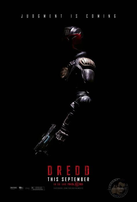 Dredd-Poster