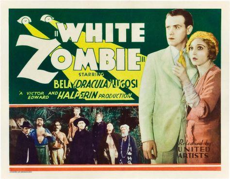 1932 White zombie - La legion de los hombres sin alma (ing) (lc) 01