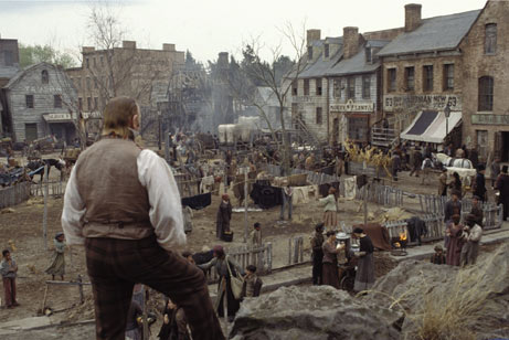 Gangs of New York Paradise_Square