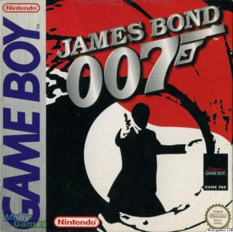 james bond 007 gameboy