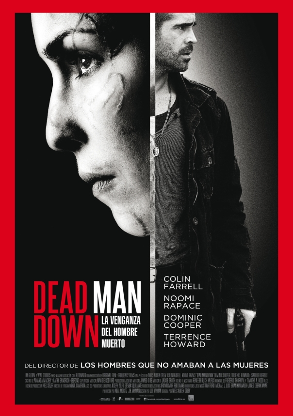 cartel final DEAD MAN DOWN