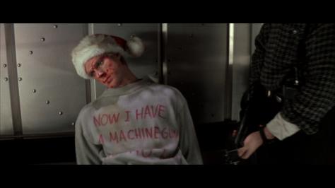 """""""Ahora tengo una metralleta. Ho, ho, ho"""""""