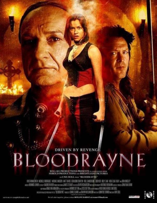 Bloodrayne