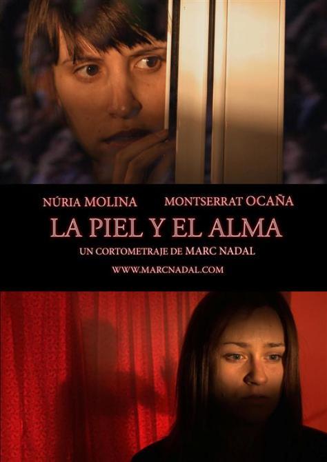 La piel y el alma Marc Nadal Poster 2 (Large)