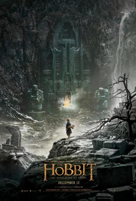 The hobbitt, the desolation of Smaug