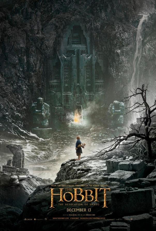 The hobbitt, the desolation of Smaug