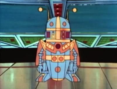 Definitivamente, éste no es el androide que estábamos buscando...