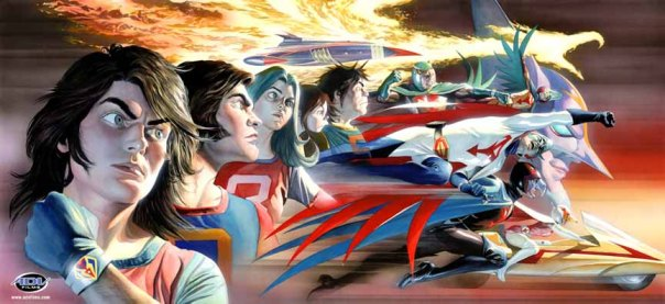 gatchaman-by-ross