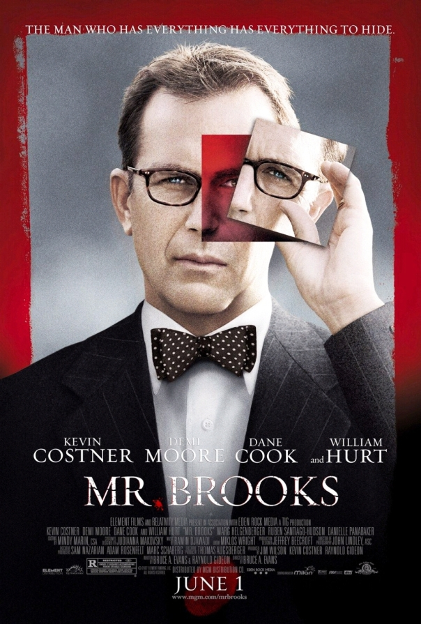 mr.brooks -poster