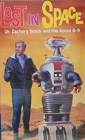 Polar Lights Dr Smith and Robot