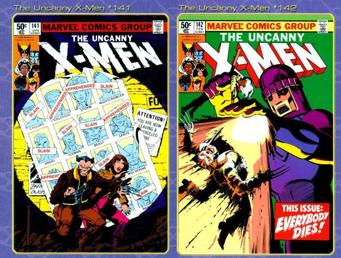 Uncanny-X-Men-141-142