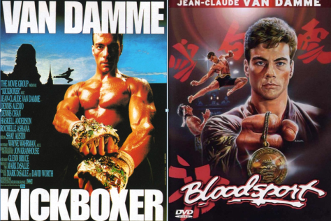 kickboxer bloodsport