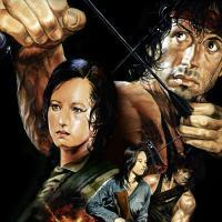 """Rambo: Acorralado Parte II"" (1985) - vuelve John Rambo"