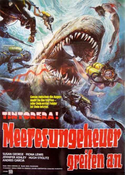 Tintorera (Tintorera, Tiger Shark) (Rene Cardona, 1977) - POSTER003