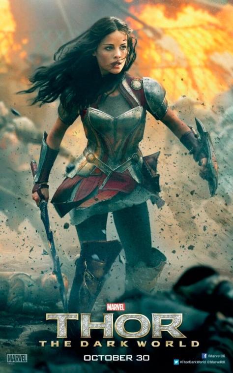 Thor2 - Jaimie Alexander