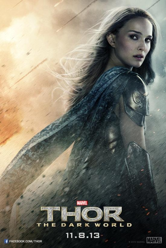 Thor2 - Natalie Portman