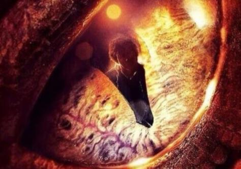 El ojo de Smaug