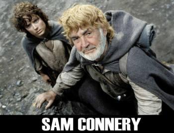 Sam Connery
