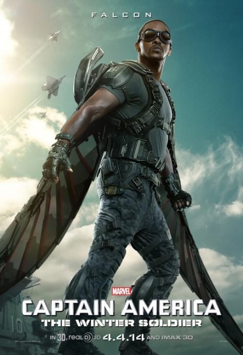 Poster-Falcon