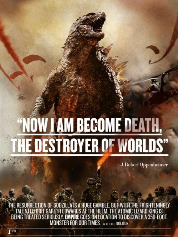 Godzilla - Death