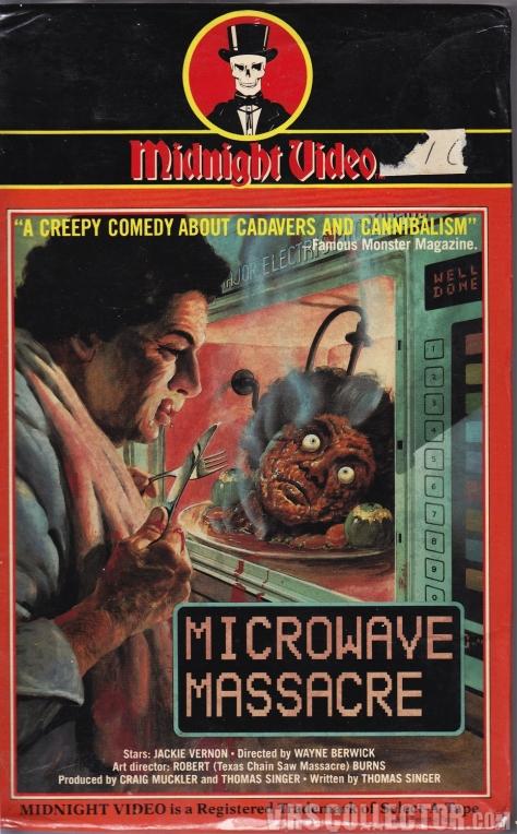 La masacre del microondas (1983)