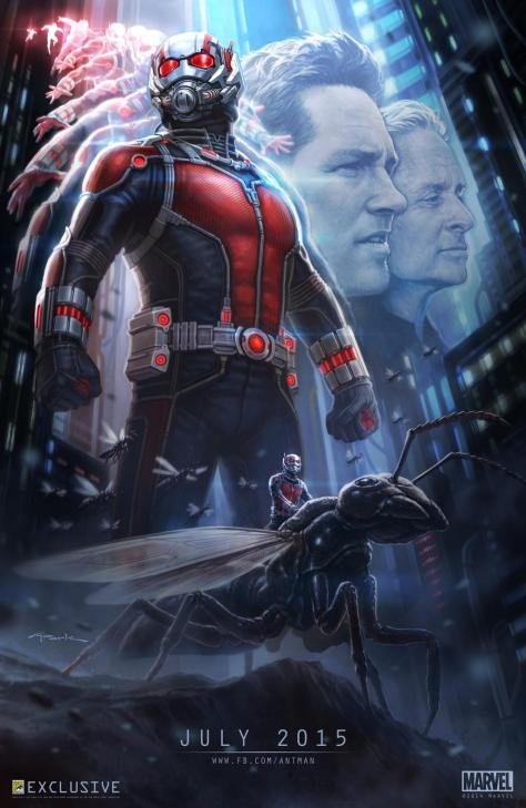 Andy Park - Ant Man